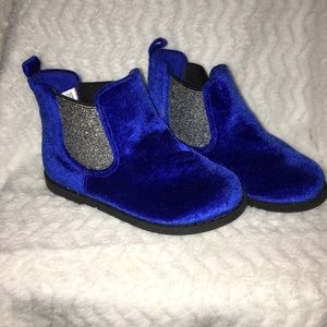 Blue ToddlerBoots